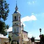 Смоленская церковь с колокольней