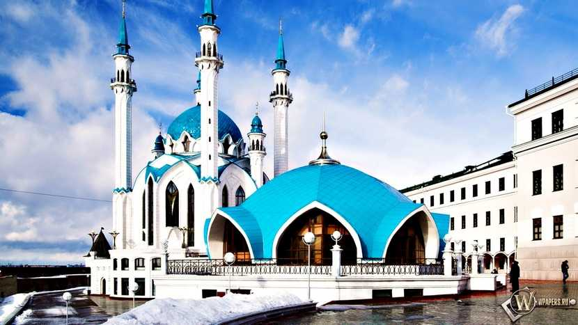 Новая Мечеть Кул Шариф