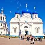 Свято-Боголюбский монастырь, село Боголюбово