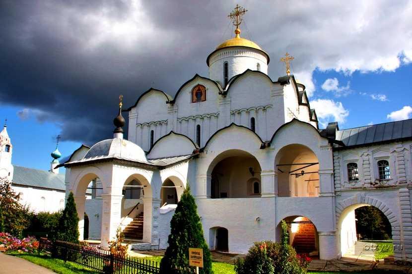 Покровский женский действующий монастырь
