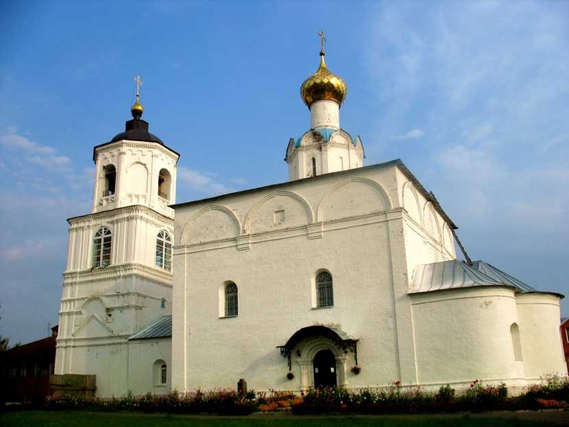 Васильевский монастырь