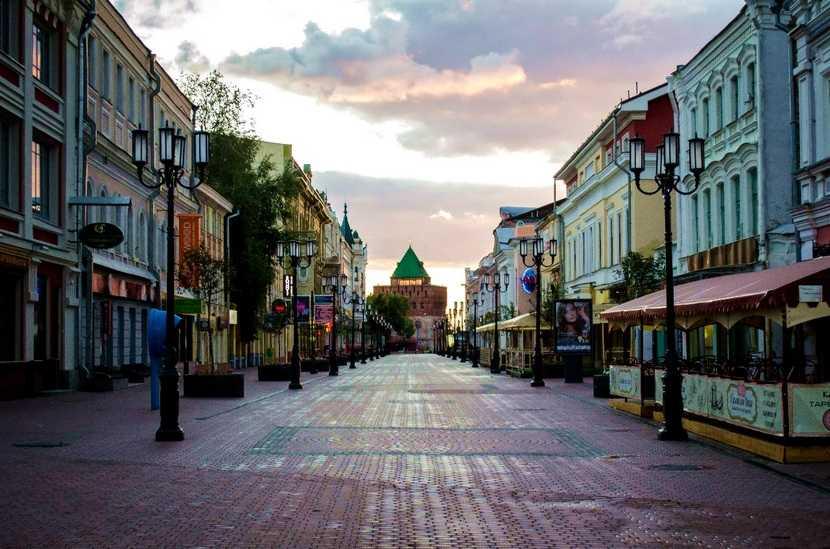 Большая Покровка, Нижний Новгород