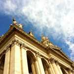 Under the Basilica