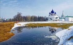 Достопримечательности Суздаля. Фото города — Суздаль